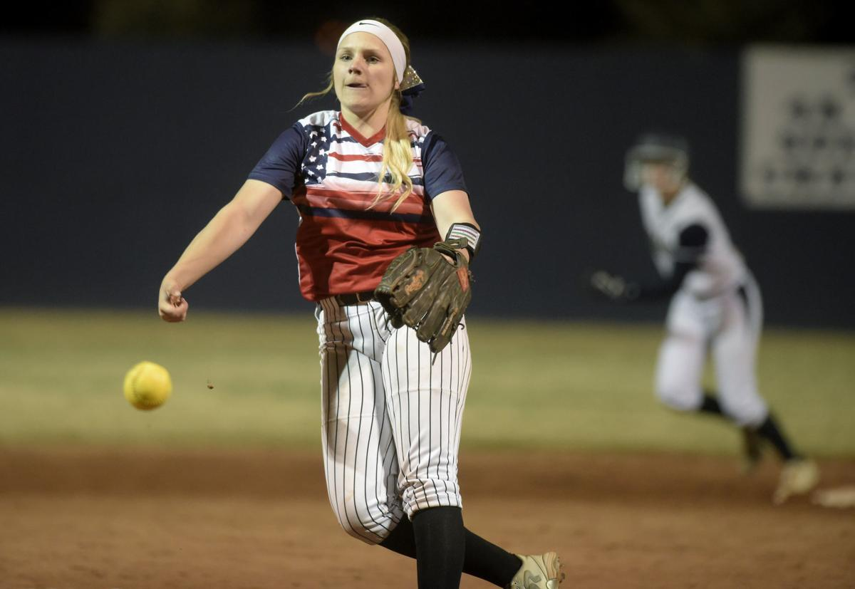 Middleton vs Ridgevue Softball