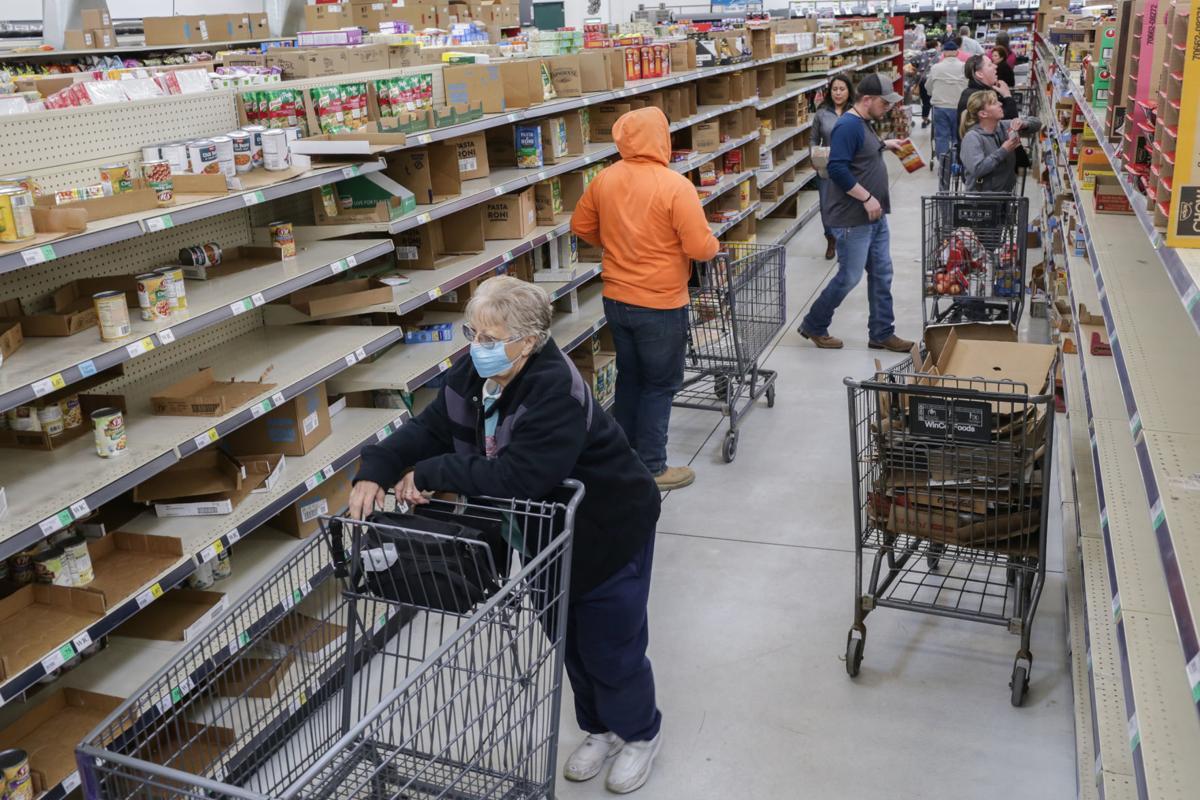 grocery stores - coronavirus