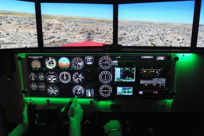 Sim' brings new training to flight group | Complete news coverage
