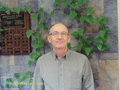 Notus mayor David Porterfield