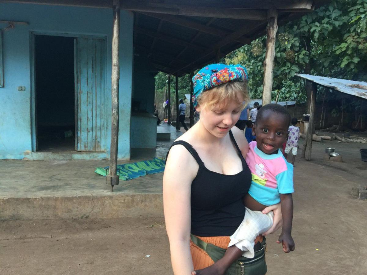 Campbell in Africa