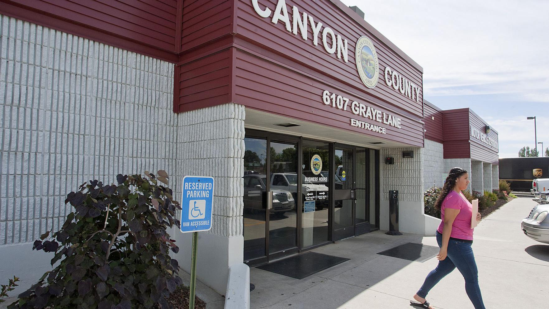 Canyon County To Close Vehicle Registration Office At Dmv Local News Idahopress Com