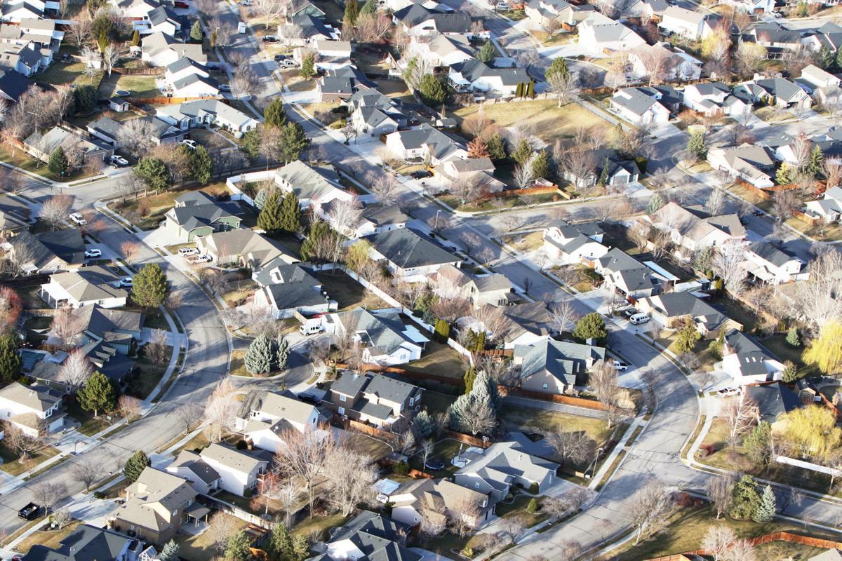 Residential aerial