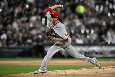 Reds White Sox Baseball