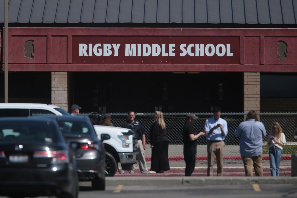 Rigby Middle School - school shooting