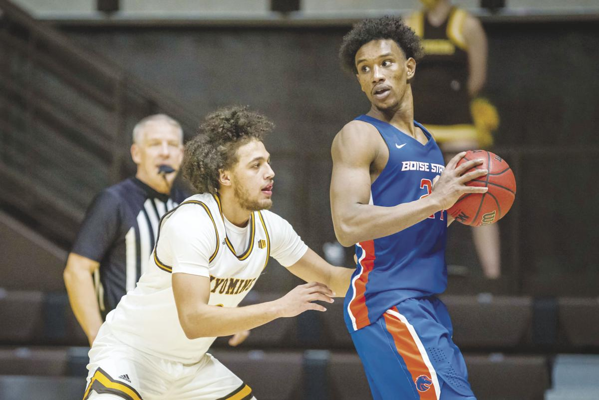 Wyoming Cowboys basketball vs Boise State