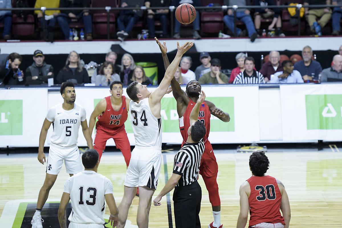Idaho vs Northwest Nazarene Basketball