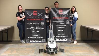 Caldwell robotics