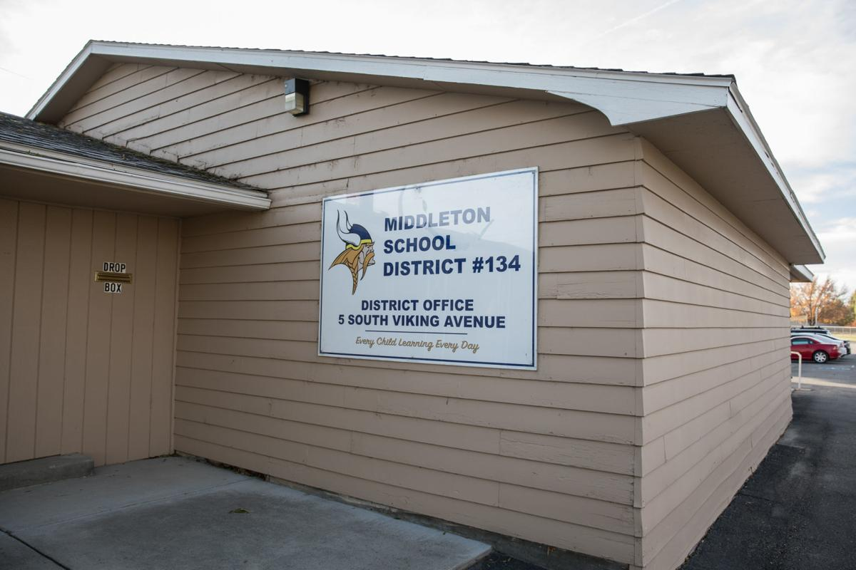Middleton District office