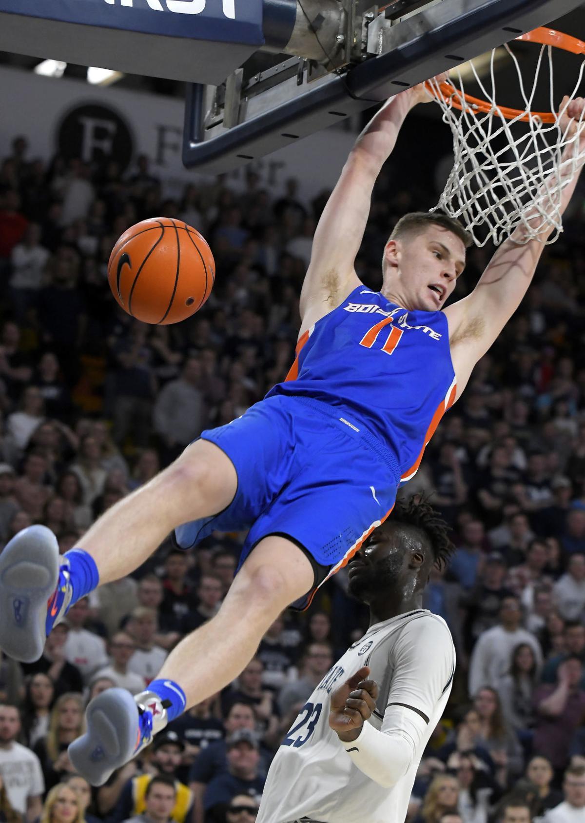 Boise St Utah St Basketball