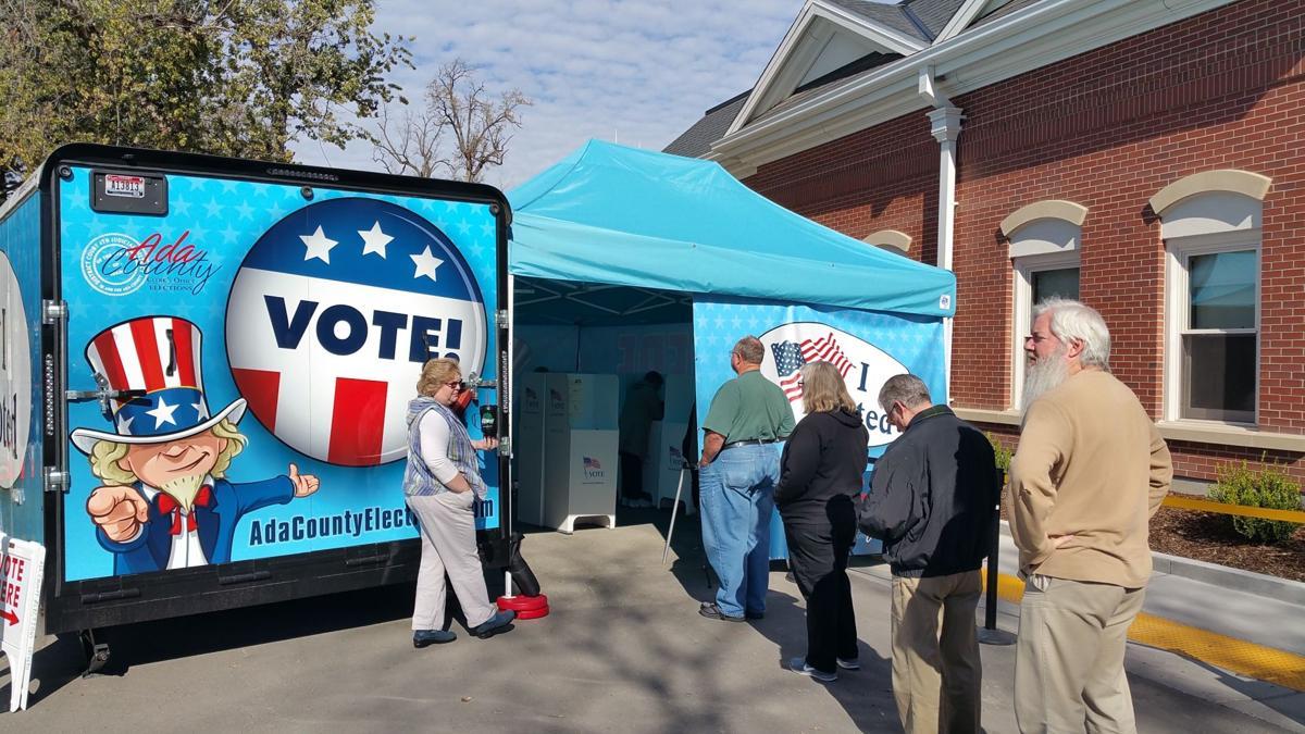 New Voter Registrations in Ada County: Women, Millenials, Republicans Top Demographics