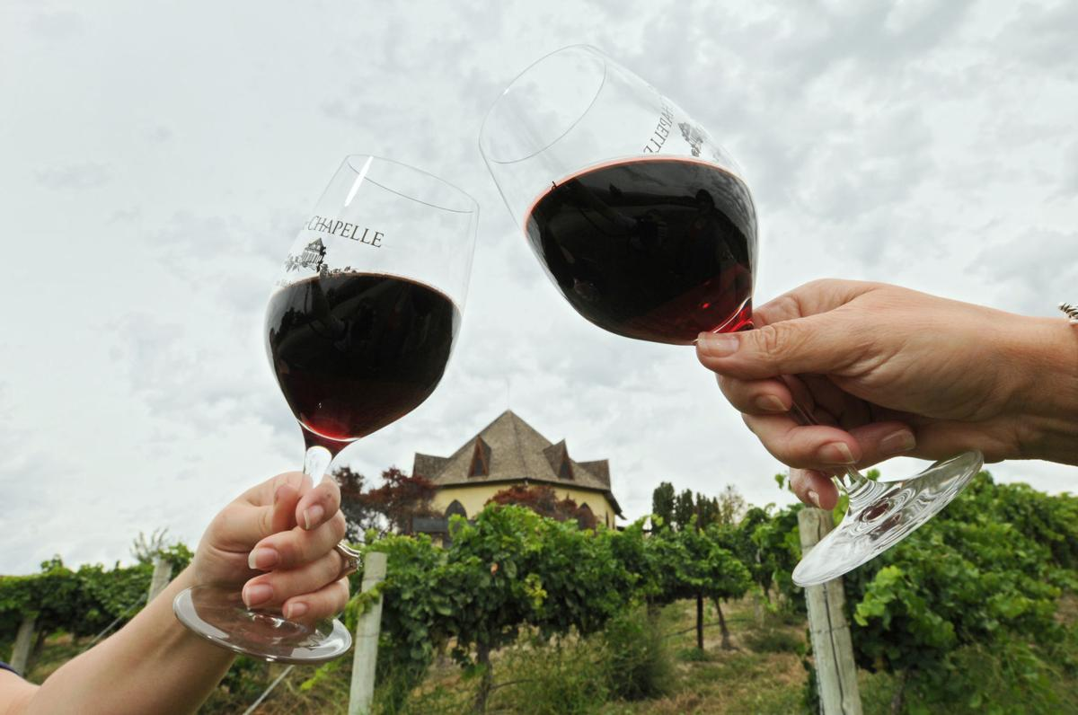 Ste. Chapelle Winery