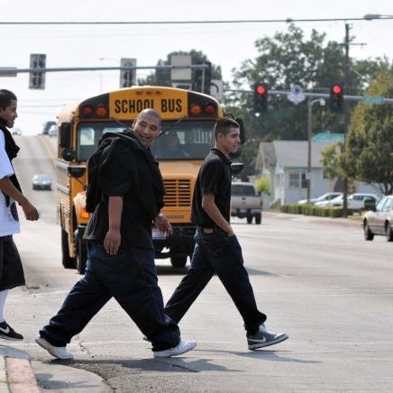 Caldwell Looks To Improve Local Crosswalk Safety Members