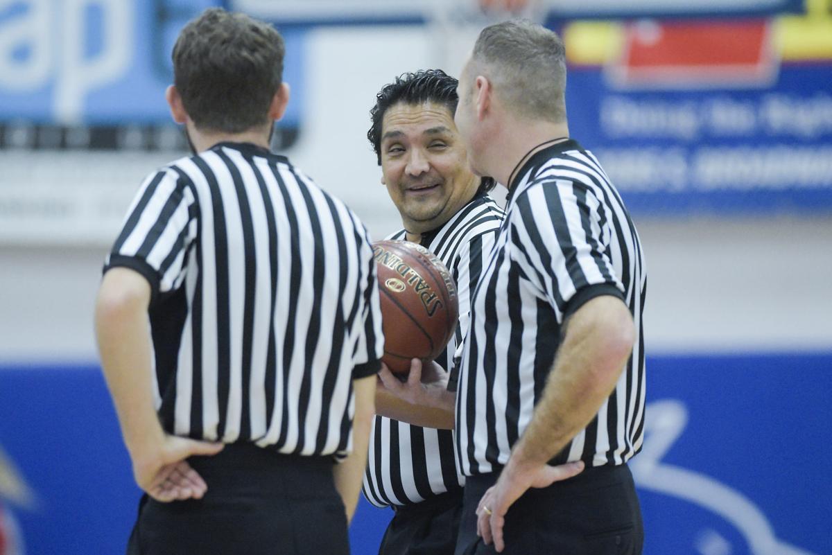 High School Basketball Referees