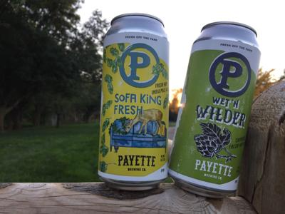 Payette Brewing Fresh Hopped Beers