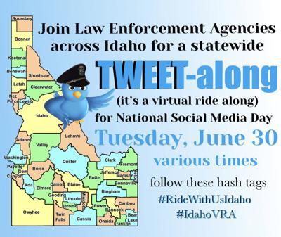 Tweet-along flyer