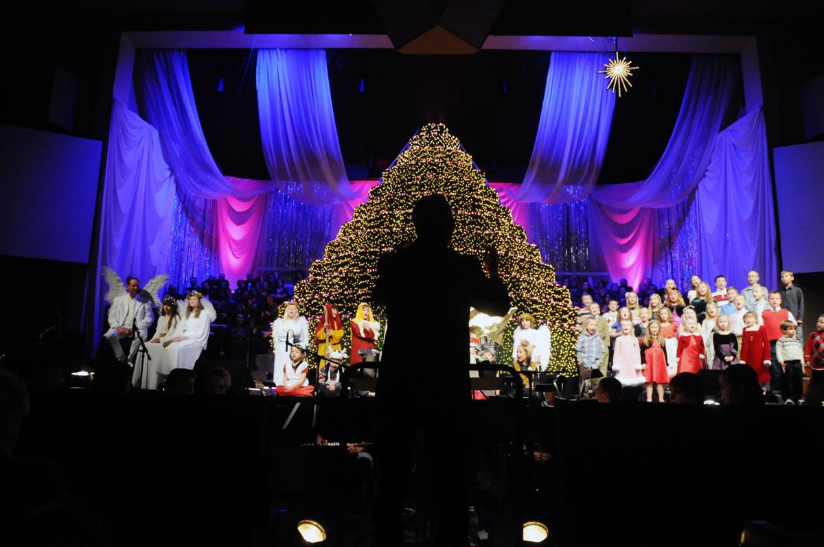 Tickets On Sale Now For Living Christmas Tree