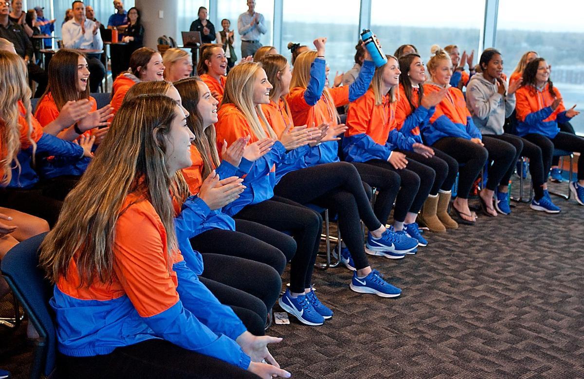 BSU Women's Soccer NCAA watch party