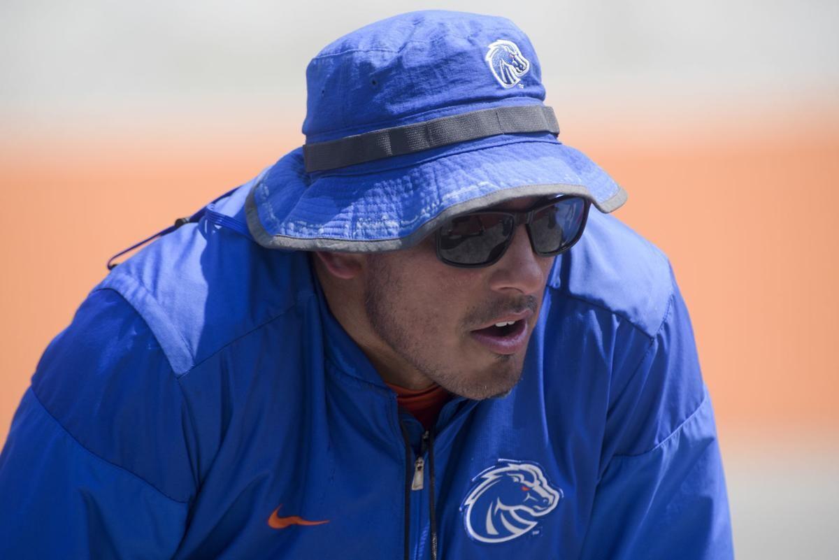 Andy Avalos hired as new BSU Head Football Coach