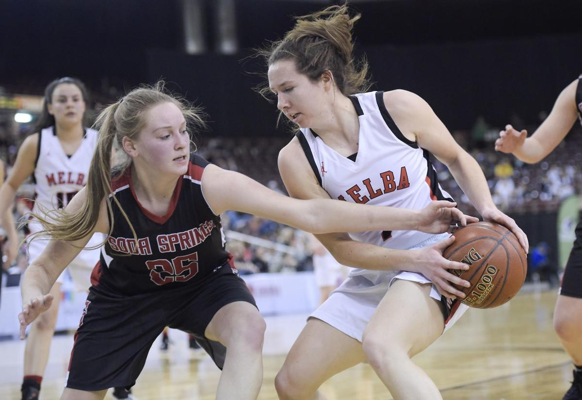 Melba vs Soda Springs Basketball