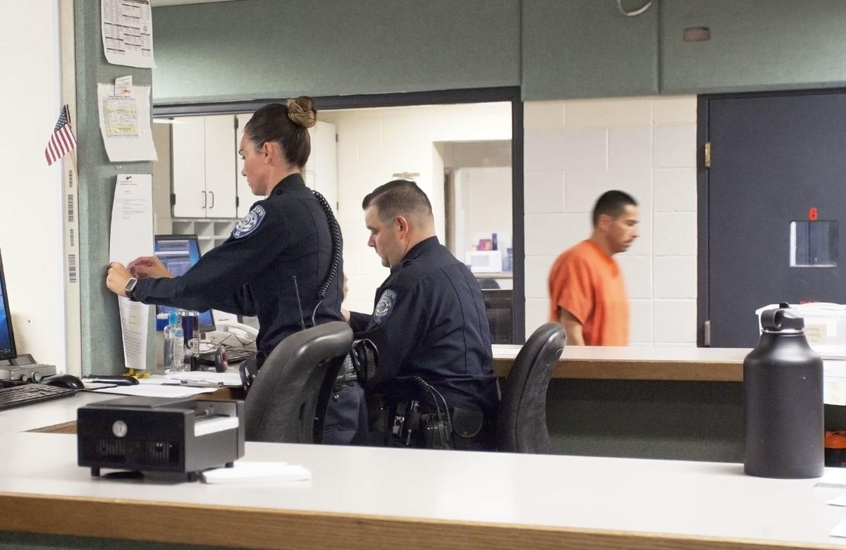 Canyon County Detention Center Tour