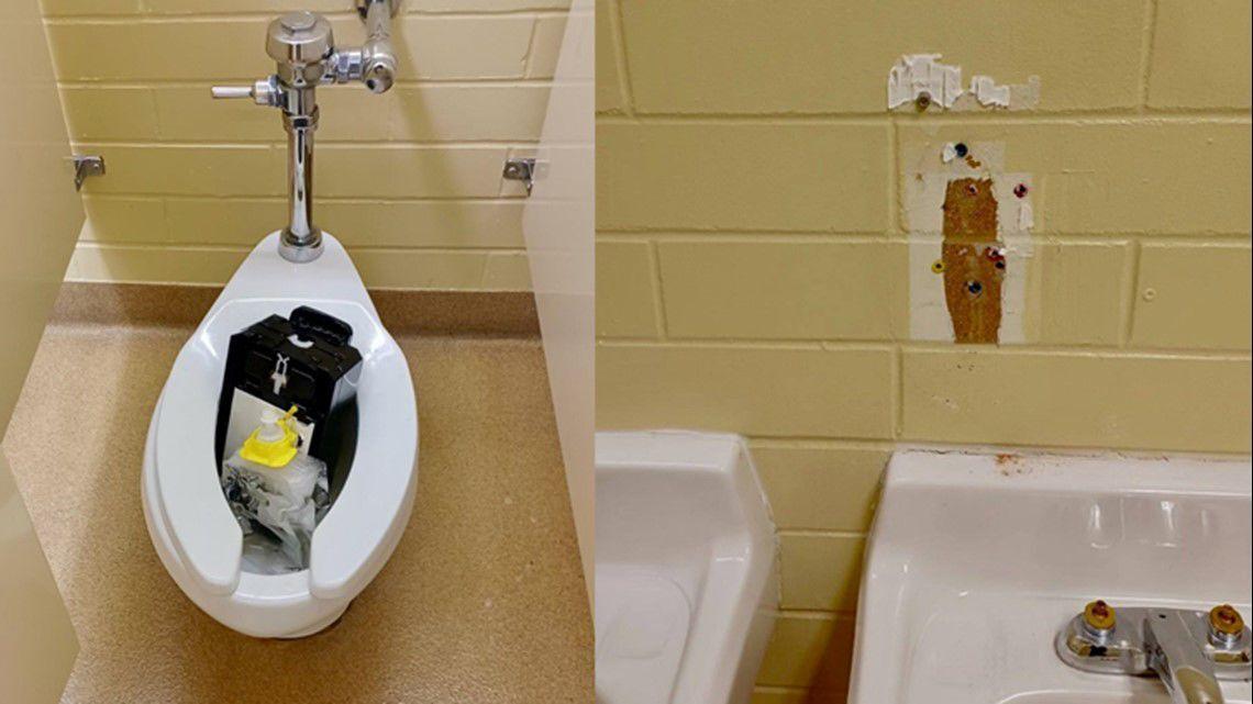 'Stupid and destructive': Ada County Sheriff's Office slams TikTok vandalism trend