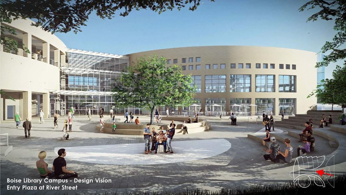 Boise estimates new library would cost $1.25M more a year to operate