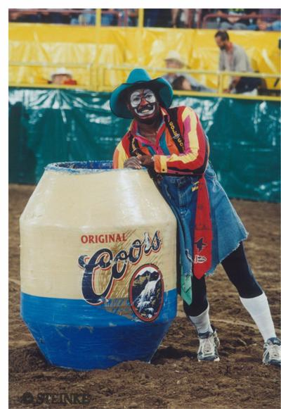 Famous Rodeo Clown Faced Major Health Scare Last Week