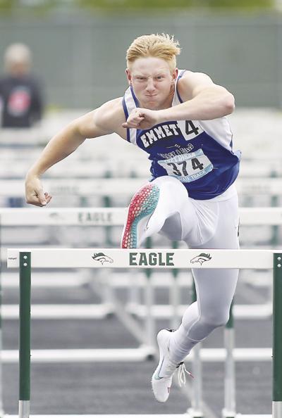 State Track SATURDAY Landon