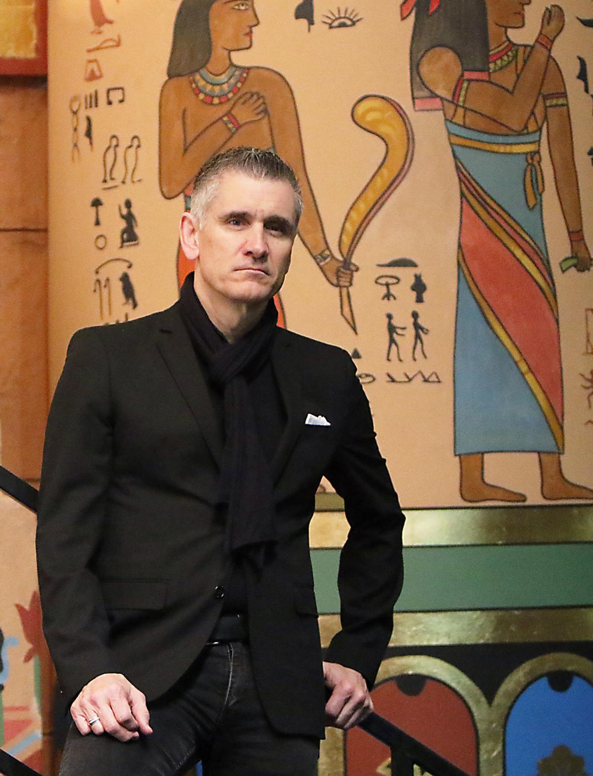 Curtis Stigers to appear at the Egyptian