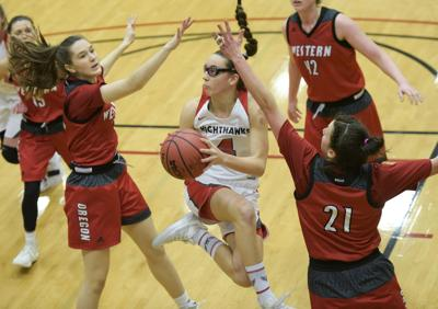 Northwest Nazarene vs Western Oregon Basketball
