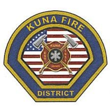 Kuna Rural Fire District logo