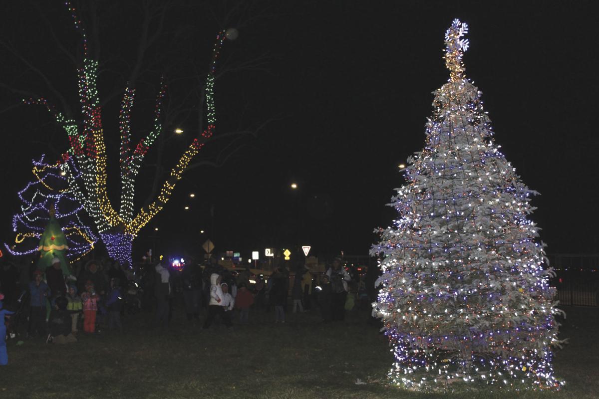 Kuna's Christmas tree