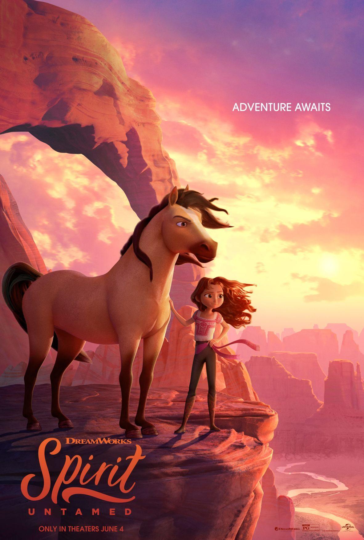"""Movie Review - """"Spirit Untamed"""""""
