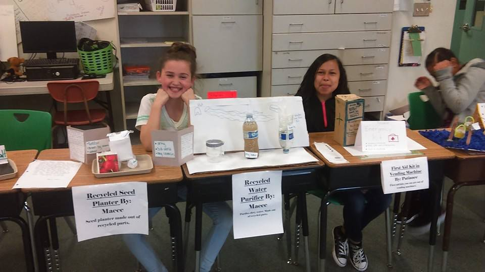 Snake River Elementary inventions