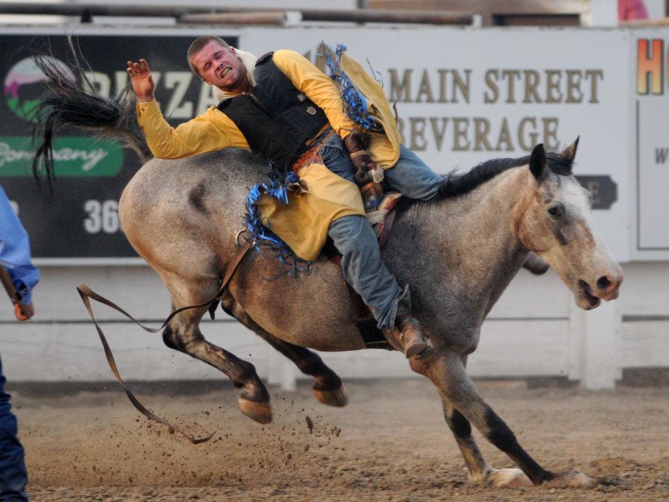 Gem County Rodeo Photos Idahopress Com