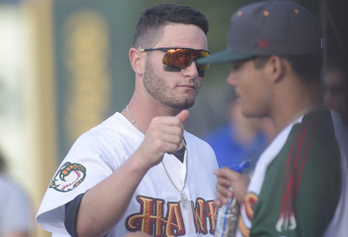 Boise Hawks vs Hillsboro Baseball