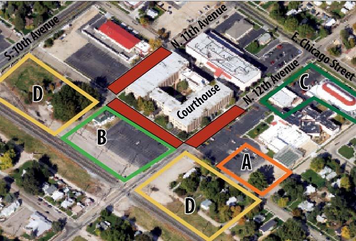 Canyon County Jail proposal
