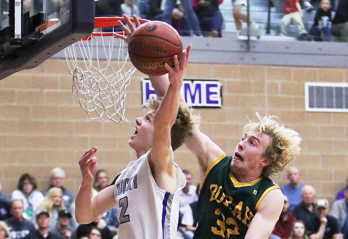 Rocky Mountain vs Borah boy's basketball