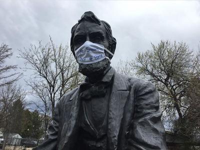 Lincoln Face Mask Boise