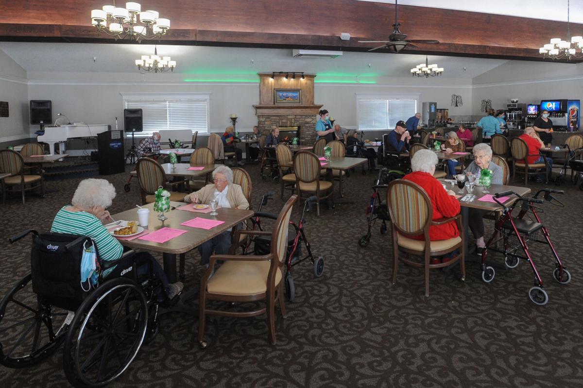 COVID-19 - Long term care facilities