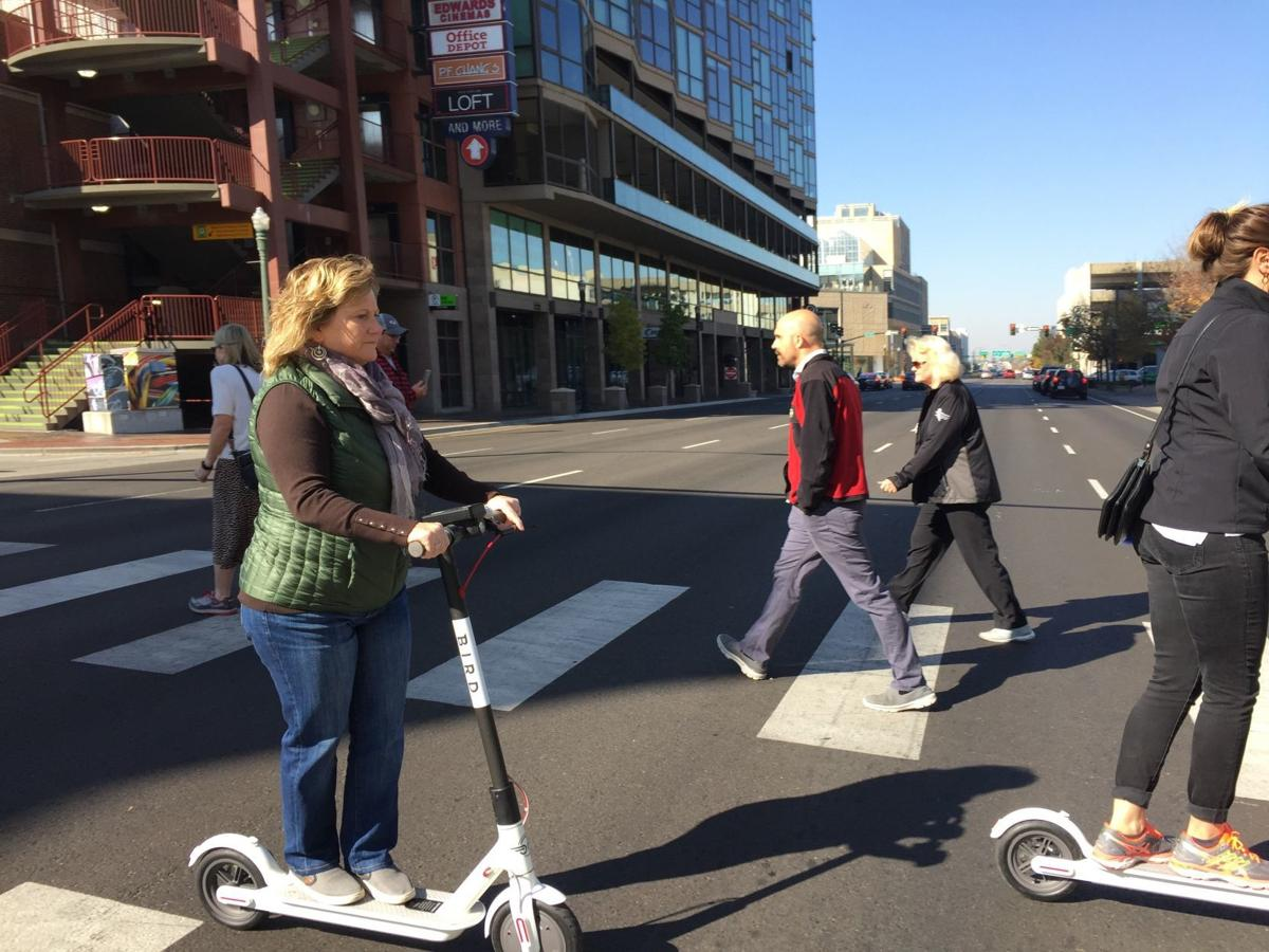 Electric scooter company could redeploy in Meridian before
