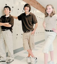 97a6f2aa0 Uniforms a success at Vallivue Middle School | Complete news ...