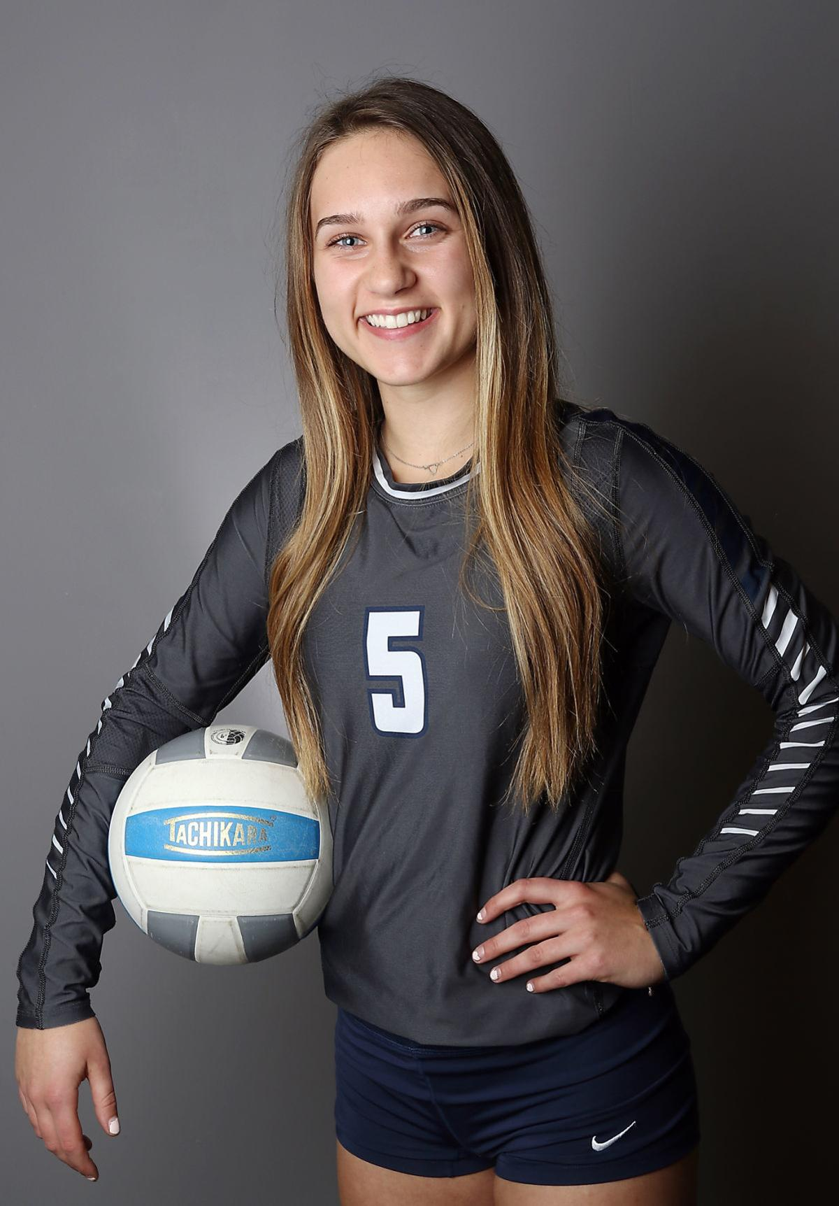 Volleyball Player Of The Year Karen Murphy Skyview Special Sections Idahopress Com