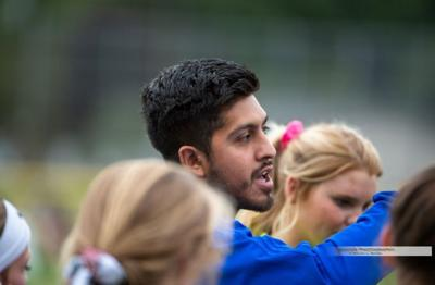 Solis named soccer coach of the year