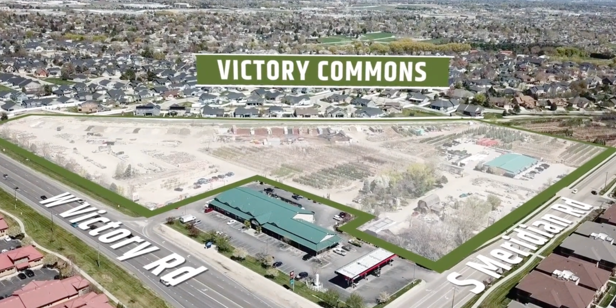 Victory Commons rendering