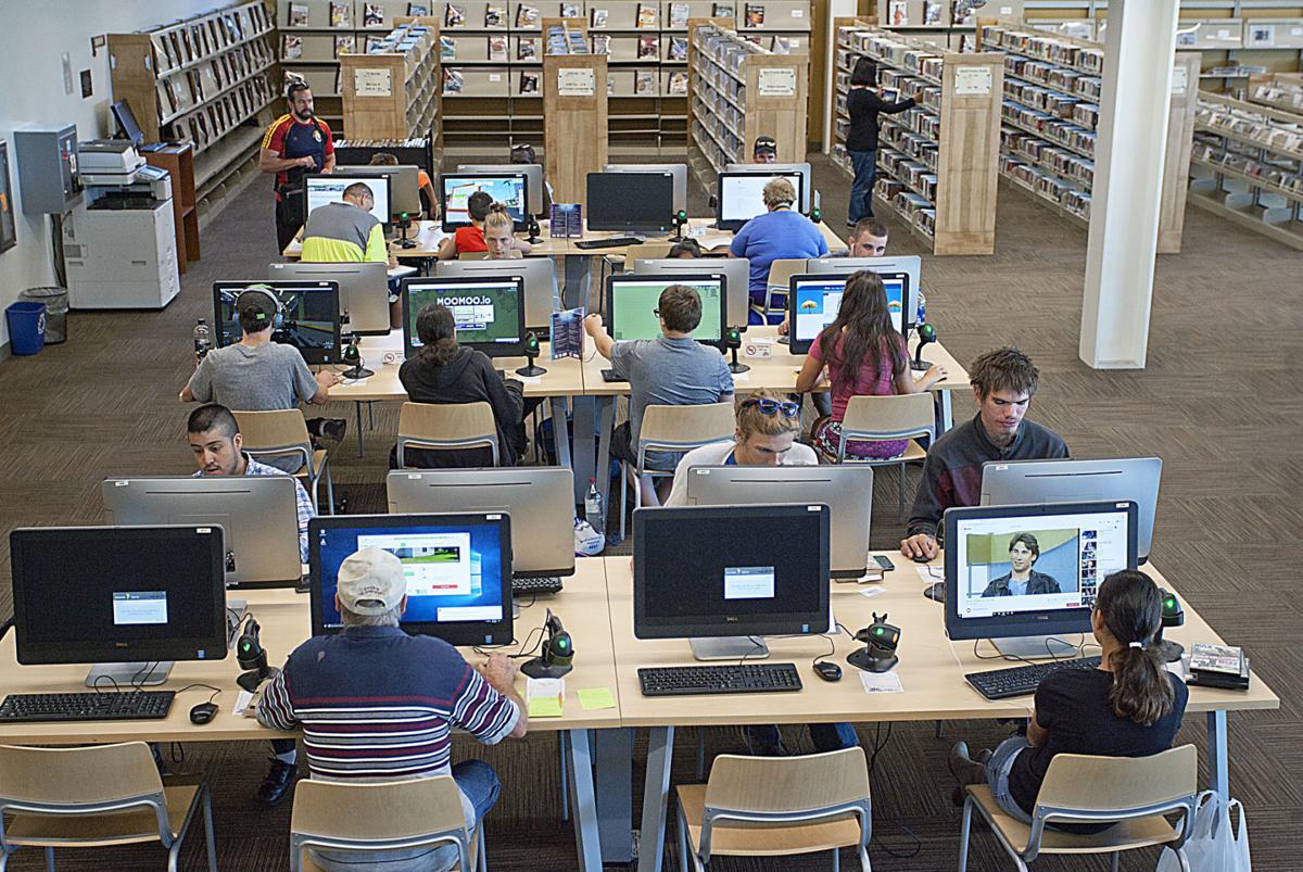 Nampa Library