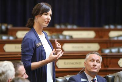 State Legislators unofficial Special Session