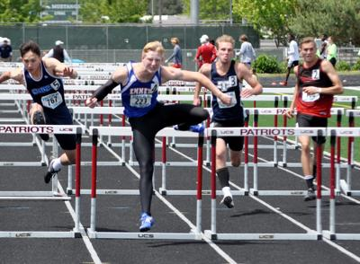 Helms claims two state crowns for Emmett