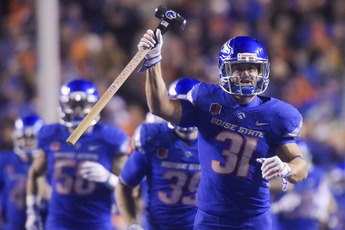 Boise State vs Utah State Football